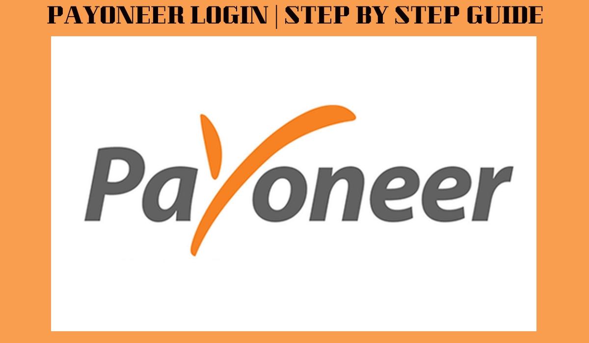 PAYONEER LOGIN