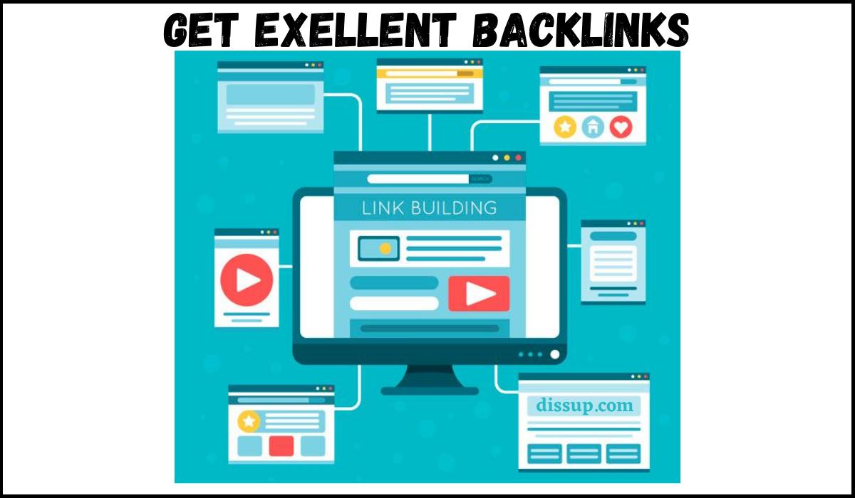 Get Exellent Backlinks Easily